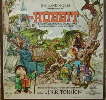 Recordings Hobbit Rankin Bass Soundtrack and Book
