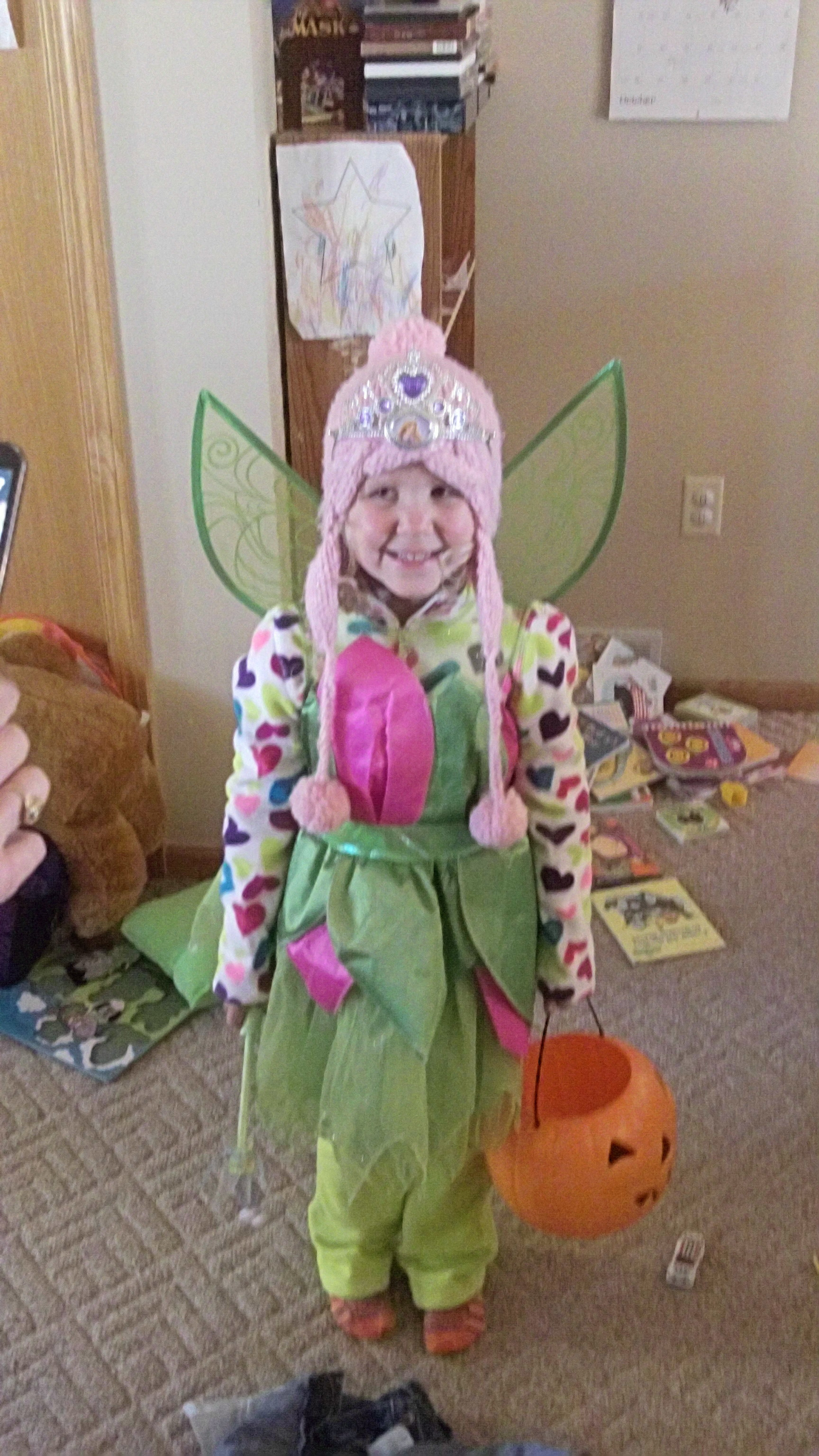 Lottie Halloween 2014